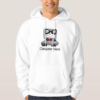 Computer Nerd Geek Hoodie