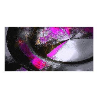 Computer Painting Digital Abstract Photo Greeting Card
