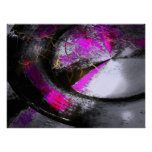 Computer Painting Digital Abstract Poster Print