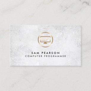 programmer business cards zazzle uk