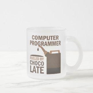 Computer Programmer Gift Chocolate Mug