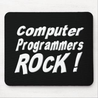 Computer Programmers Rock! Mousepad