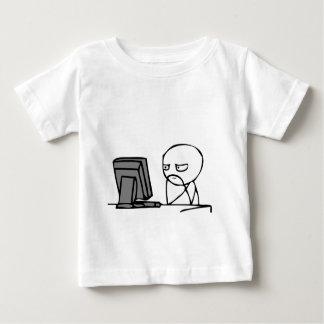 Computer Reaction Faces Shirt