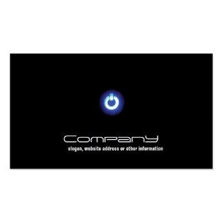 Computer Repair PC Technician Business Card