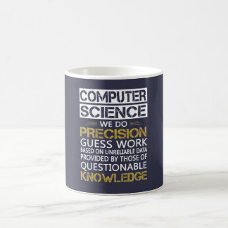 COMPUTER SCIENCE COFFEE MUG
