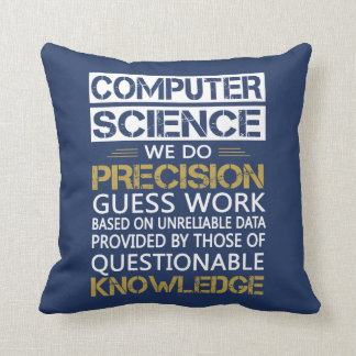 COMPUTER SCIENCE CUSHION