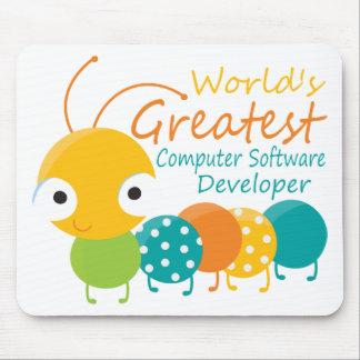 Computer Software Developer Mousepads