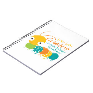 Computer Software Developer Spiral Notebooks