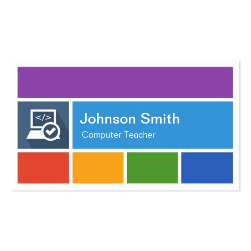 Collections of Information Technology Business Cards