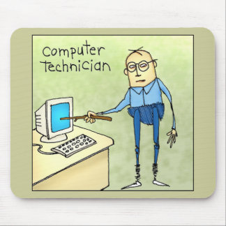 Computer Tech - Mousepad