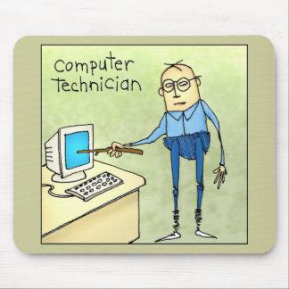 Computer Tech - Mousepad
