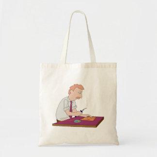 Computer Technician Canvas Bag