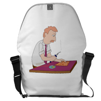 Computer Technician Courier Bags