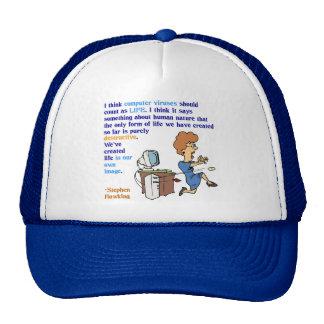 Computer Viruses are Alive (1) Trucker Hat
