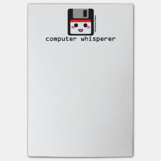 Computer Whisperer Post-it® Notes