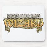 Computer Wizard 2008 Mousepad