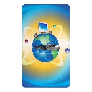 Computer World Business Card