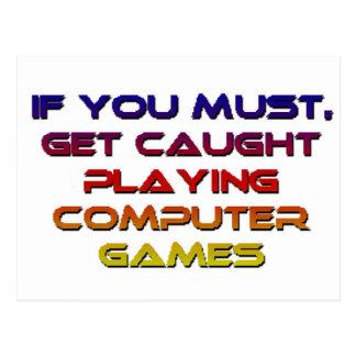 ComputerGames Postcard