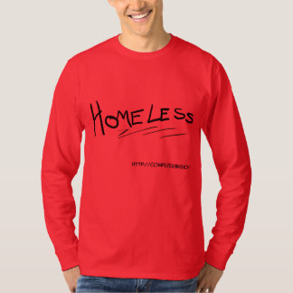 Computering Homeless Long Sleeve T-Shirt