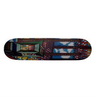 Computerized Space Jump - cricketdiane design Skate Decks