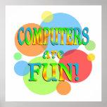 Computers are Fun Print