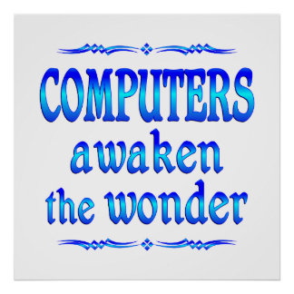 Computers Awaken Posters