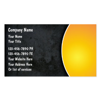 Computers Business Cards