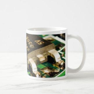 Computers Chips Circuits Coffee Mug