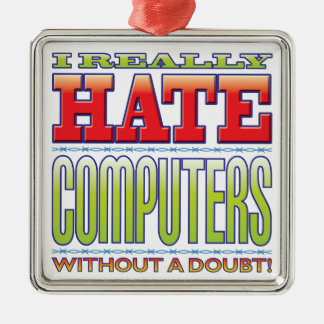 Computers Hate Christmas Ornaments