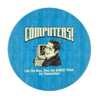 Computers: Like the Boss Cutting Board