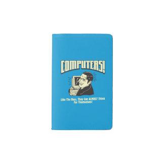 Computers: Like the Boss Pocket Moleskine Notebook