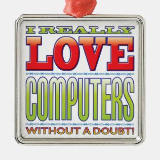 Computers Love Christmas Ornaments