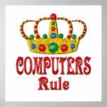 COMPUTERS Rule Print