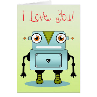 Computing my love for you! card
