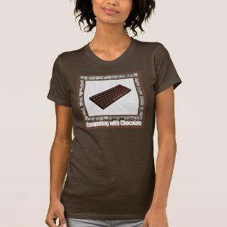 Computing with Chocolate T-Shirt