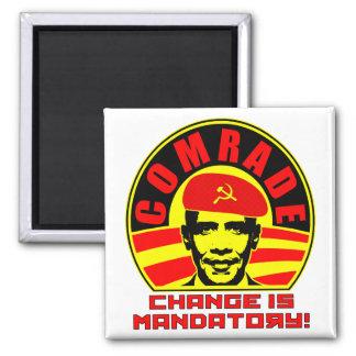 Comrade Obama Magnet