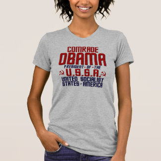 Comrade Obama Tees