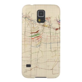 Comstock Mine Maps Number VI Cases For Galaxy S5