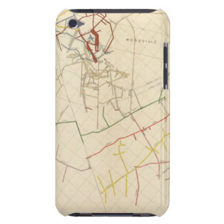 Comstock Mine Maps Number VIII Barely There iPod Cover