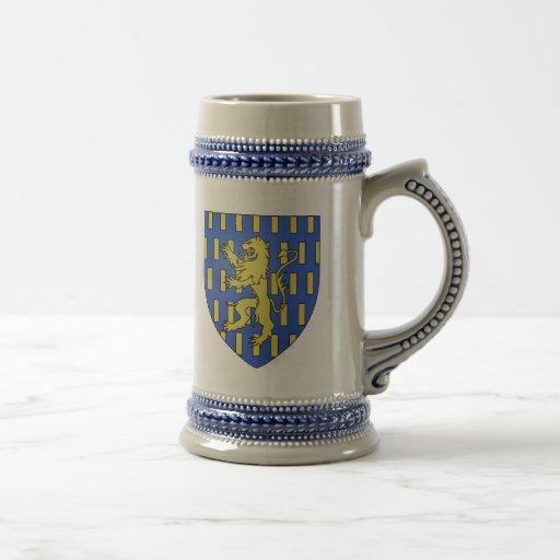 comte fr Gueldre, Netherlands Mugs