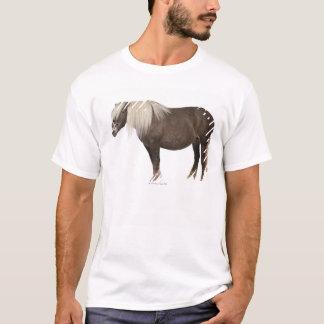 Comtois horse is a draft horse - Equus caballus T-Shirt