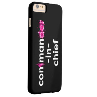 Con Man In Chief Barely There iPhone 6 Plus Case