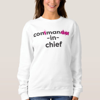 Con Man In Chief Sweatshirt