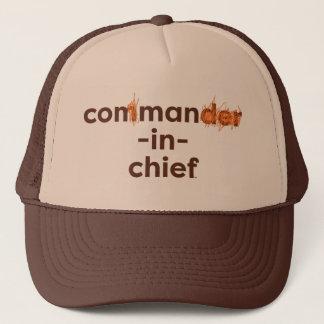 Con Man In Chief Trucker Hat