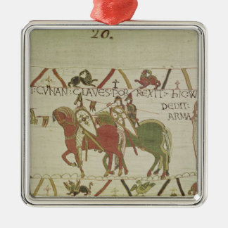 Conan, Duke of Brittany Christmas Ornament