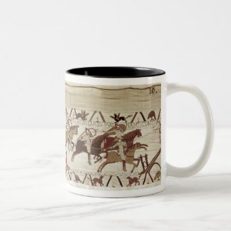 Conan flees from Dol Two-Tone Coffee Mug