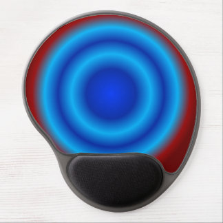 Concentric 19 gel mouse mat