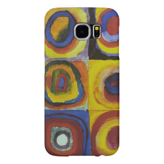Concentric Circles, 1913 Samsung Galaxy S6 Cases