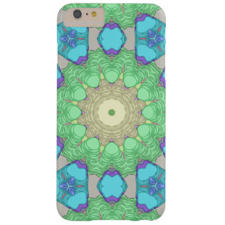 Concentric Pastel Colors Barely There iPhone 6 Plus Case