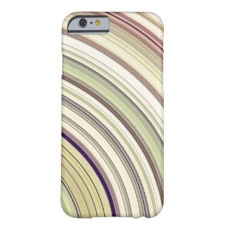 Concentric Rings Abstract Barely There iPhone 6 Case